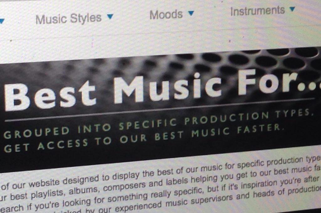 immagine per librerie musicali