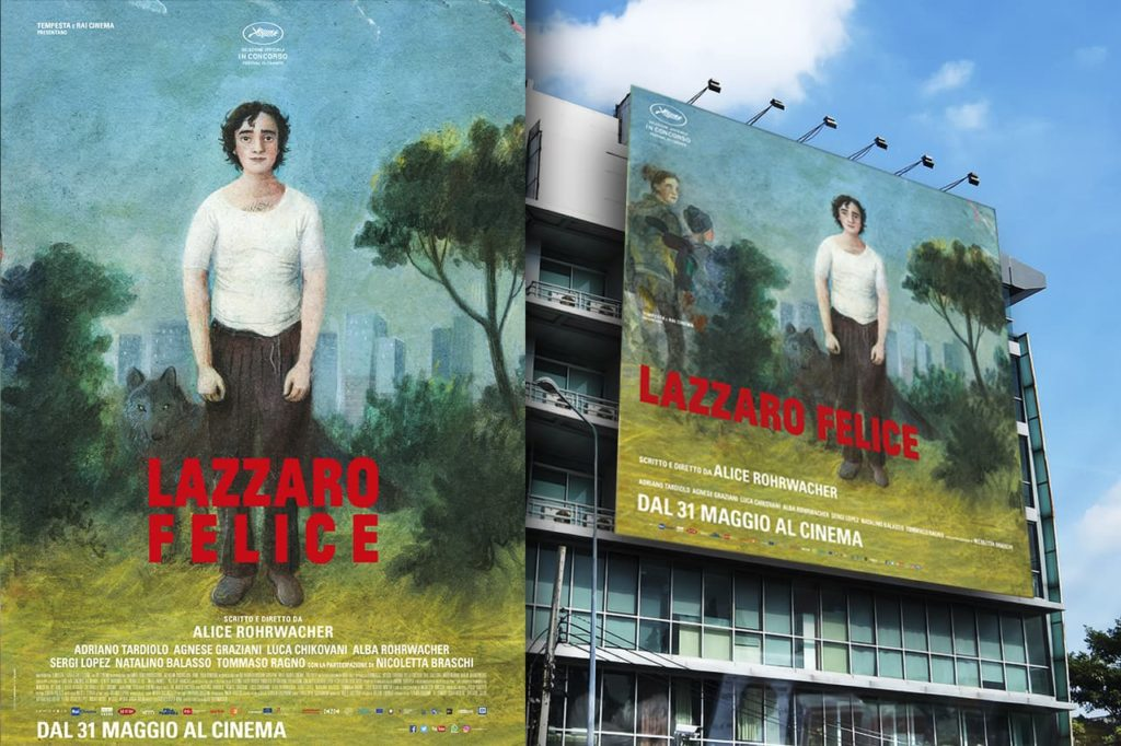 immagine per Lazzaro felice film