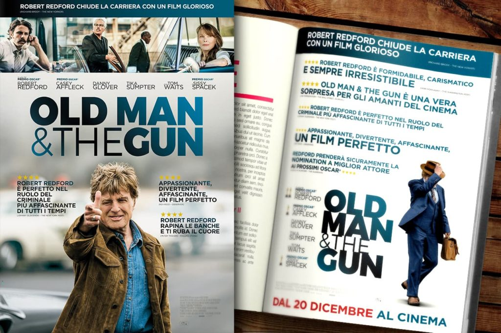immagine per Old man & the gun