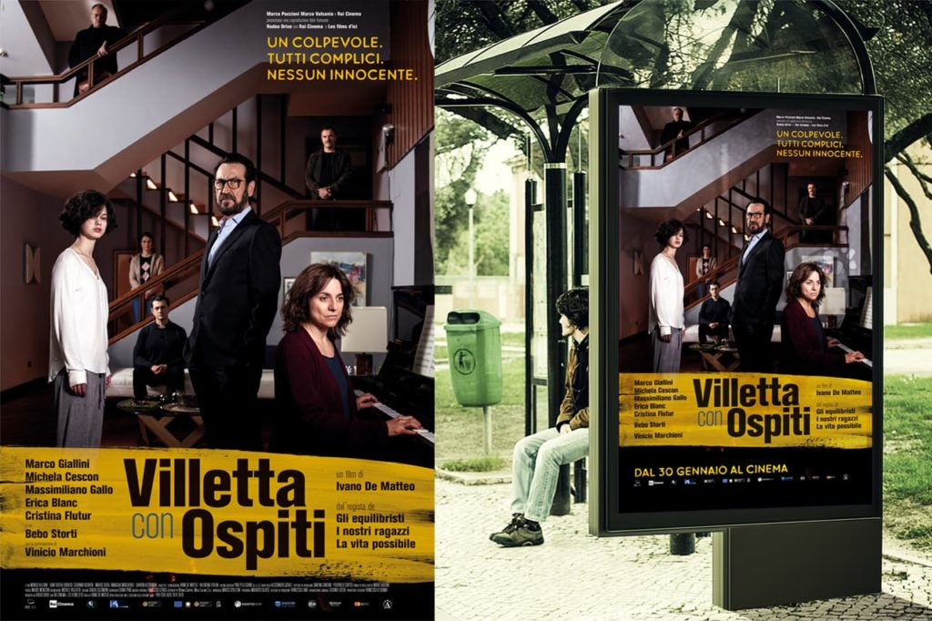 immagine per Villetta con ospiti