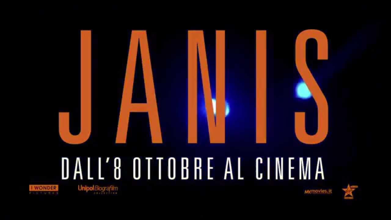 immagine per Janis Joplin trailer